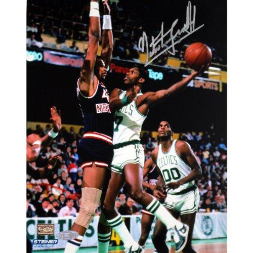NBA Boston Celtics Nate Archibald White Jersey 8x10 Photo (Autographed Celtics Jersey White)