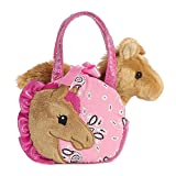 "Aurora Pretty Pony Fancy Pals Purse with 8"" Animal"