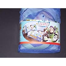 Disney Toy Story Four Piece Toddler Bed Set'' To The Rescue''