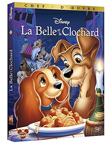 La Belle et le clochard [Francia] [DVD]