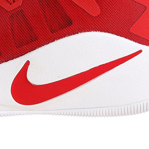 bianco Rosso università Delle Scarpe Donne Basket 662 Nike Universitaria Rosso Da 844391 Rosse qwPnqz8S