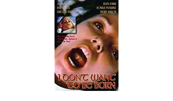 I Dont Want to Be Born [USA] [DVD]: Amazon.es: Joan Collins, Eileen Atkins, Donald Pleasence, Ralph Bates, Caroline Munro, Phyllis MacMahon, ...