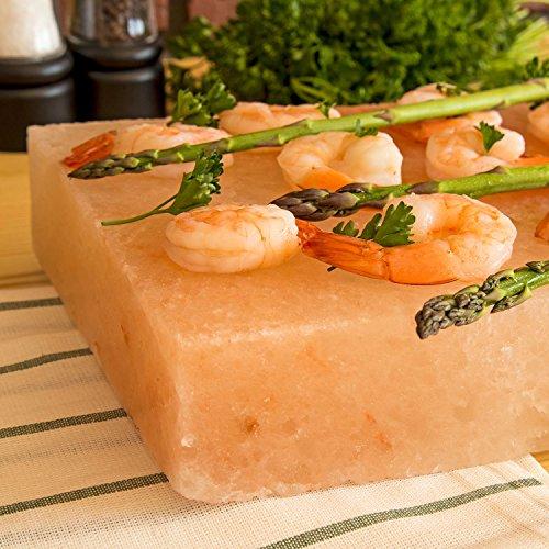 Zenware Natural Himalayan Block Cooking Salt Plate