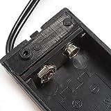Hosyl 9V Battery Holder Battery Case Battery Box