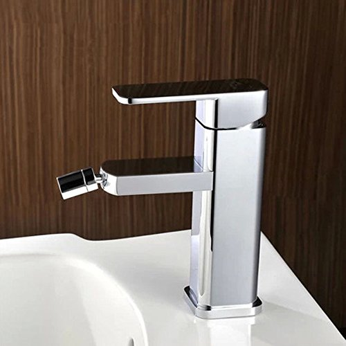 Rotate Water Spout Outlet Square Basin Faucet Bathroom Faucets Brass ...