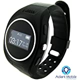 MX-LOCare Personal GPS Safety Watch - BR2 - Black