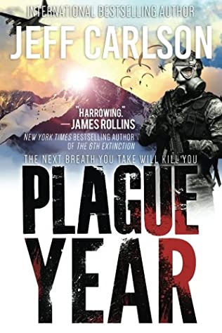 book cover of Plague Year