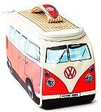 VW Volkswagen T1 Camper Van Lunch Bag - Red - Multiple Color Options Available