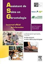 Assistant de soins en gérontologie: Le manuel officiel de la formation
