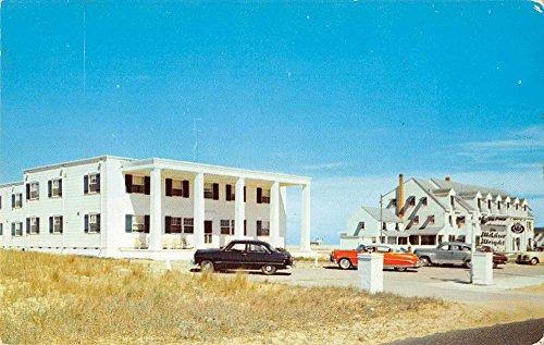 Nags Head North Carolina Wilbur Wright Hotel Vintage Postcard - Nags Heads