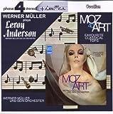 Plays Leroy Anderson: Mozart 40