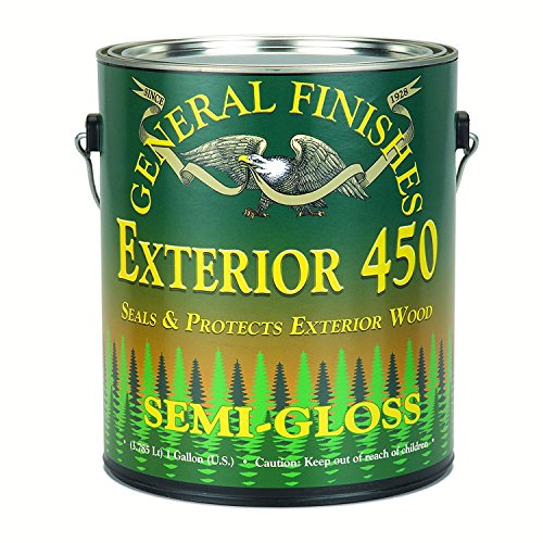 Exterior 450 Finish, Semi-Gloss - Gallon