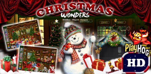 Christmas Wonders - Hidden Objects Game [Download] (Object Pc Games Hidden Christmas)