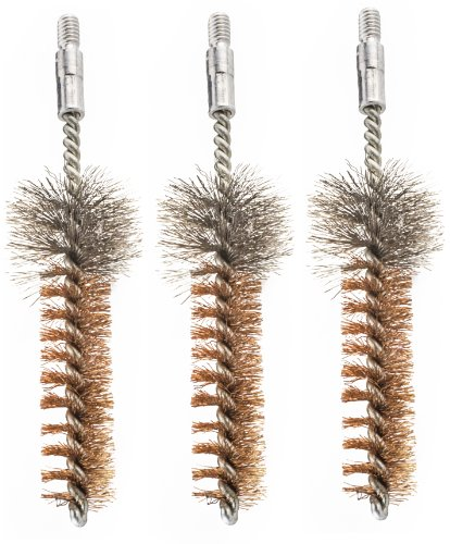 - Hoppe's Phosphor Bronze 5.56mm/.223cal AR Rifle Chamber Brush (Pack of 3)