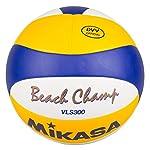 MIKASA-Beach-Champ-VLS300-Pallone-da-Beach-Volley