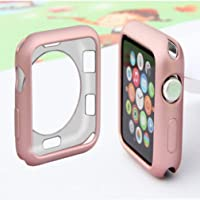 Kitechildhood Carcasa Protectora de Silicona para Apple Watch