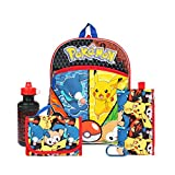 """Pokemon Pikachu and More 16"""" Backpack Back to"""