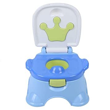 Neu Toilettentrainer Kinder WC Toilette Baby Toilettensitz Lerntöpfchen Töpfchen