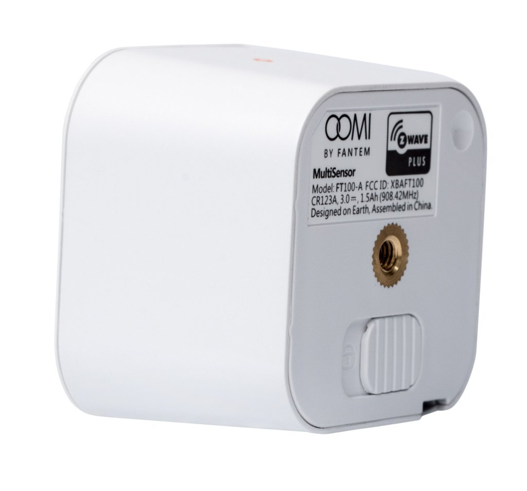 Oomi MultiSensor - Six Z-Wave Sensors in One - Motion, Temperature, Humidity, Light, UV Light, and Vibration. Secure, Automate, and Monitor Your Home by Oomi (Image #2)