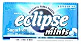Eclipse Sugarfree Mints Peppermint, 34g x16 Tins
