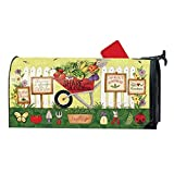 wheel barrow cover - Magnet Works MailWrap - Wheelbarrow Veggies