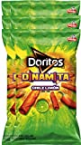 Doritos Dinamita Chile Limon Rolled Flavored Tortilla Chips, 9.25 oz Snack Care Package for College, Military, Sports (6)