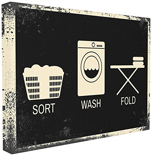 The Stupell Home Decor Collection Stupell Industries Sort Wash