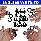 BunMo Fidget Toys - Fidget Rings Fidget Magnets Toy