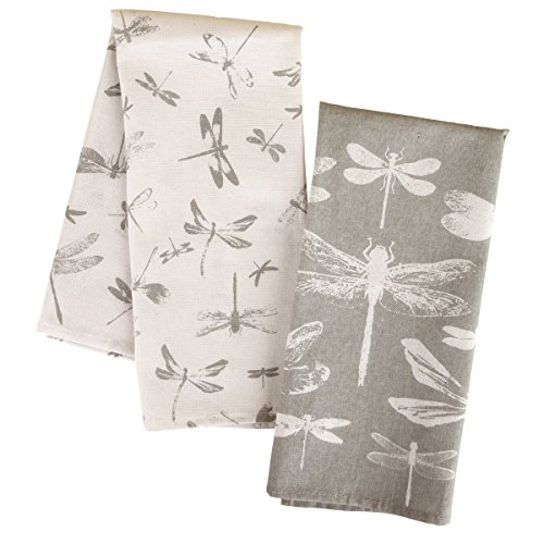 Karma Gifts Tea Towels Dragonfly product image