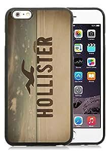 iPhone 6 Plus Case,Hollister 10 Black For iPhone 6 Plus 5.5 Case WANGJING JINDA