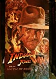Movie Set with Indiana Jones - Last Crusade , Raiders of The Lost Ark & Temple of Doom also The Bodyguard and Star Wars A New Hope [VHS]
