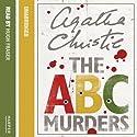 The ABC Murders Hörbuch von Agatha Christie Gesprochen von: Hugh Fraser