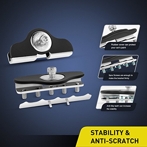 2pcs-Universal-Work-LED-Light-Bar-Double-Row-wRubber-Pad