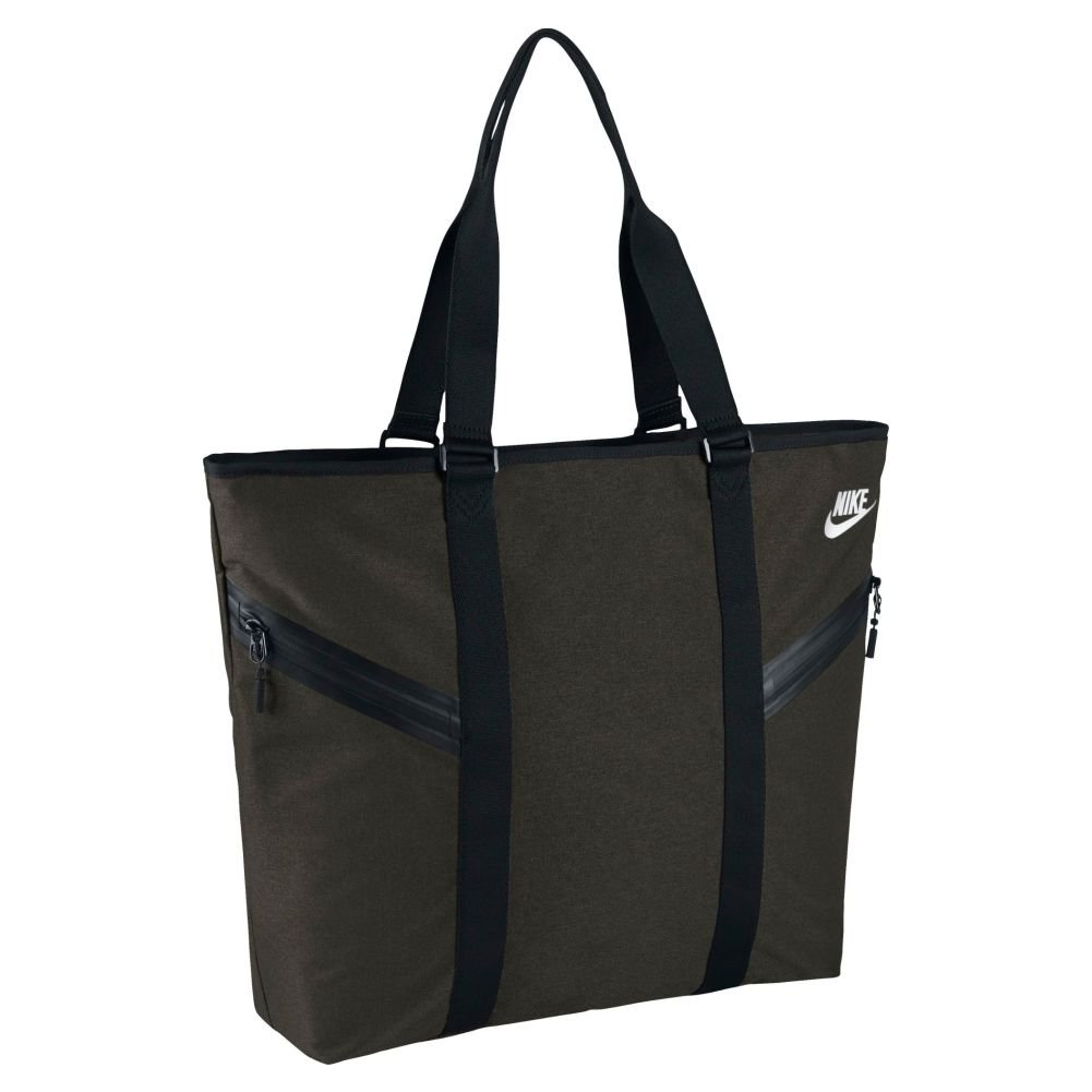 301b1c816371 Amazon.com  New Nike Azeda Premium Tote Bag Sequoia Black Black  Shoes