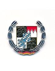 Hegibaer Vrijstaat Bayern wapen Duitsland vlag Metaal Badge pin badge 0909