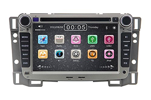 Zestech 7 inch for Chevrolet Sail 2009 2010 2011 2012 In Dash HD Touch Screen Car DVD Player GPS Navigation Stereo Support Bluetooth/SD/USB/Ipod/FM/AM Radio/DVR/3G/AV-IN/1080P with North and South America Map and free Reverse Backup Rear View Camera as Gift Mp3 Wma Fm Dvr