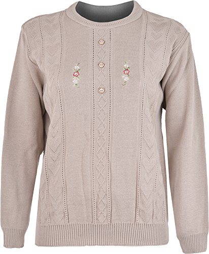 Nightingale Collection - Jerséi - suéter - para mujer Beige