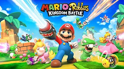 Mario + Rabbids Kingdom Battle – Nintendo Switch [Digital Code]