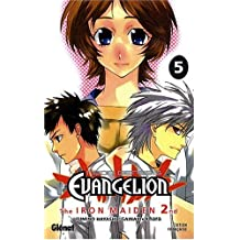 NEON GENESIS EVANGELION IRON MAIDEN 2ND T.05