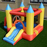 Costzon Inflatable Bounce House, Castle Jumper