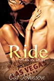 Front cover for the book Ride (Studs in Spurs) by Cat Johnson