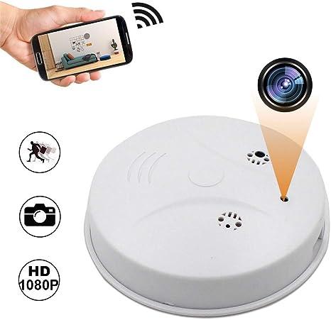 Wifi Hidden Camera Smoke Detector Spy