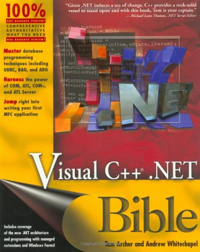 Visual C++ .NET Bible by Brand: Wiley