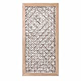 Imax 75057 Wiley Dimensional Wall Art, Beige