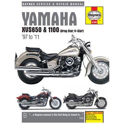 amazon com haynes repair manual for yamaha v star 650 classic 1998 rh amazon com yamaha v star 650 service manual yamaha v star 650 service manual pdf