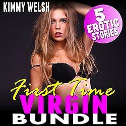 First Time Virgin Bundle: 5 Erotic Stories