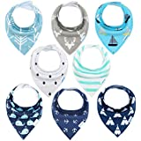 Teether Rings - (4 Pack) Silicone Sensory...
