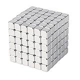 CMLegend Magnetic Cubes 216pcs Magnets Blocks