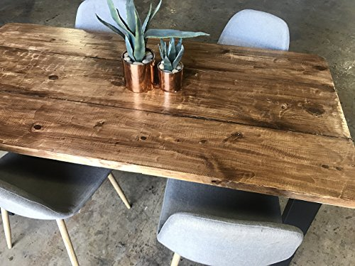 UMBUZÖ Reclaimed Wood Dining Table by UMBUZÖ