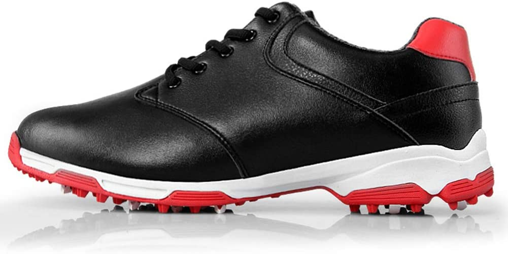 PGM Golf Shoes for Men Waterproof, Fast